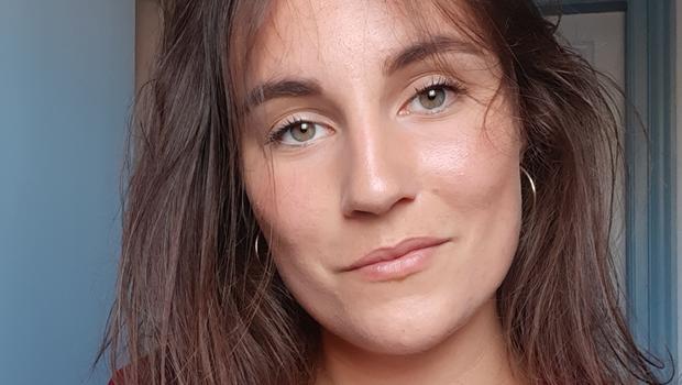 Photo de Lena Moreau, créatrice du projet Gyre Normand et gagnante du concours Design Zéro Déchet 2018