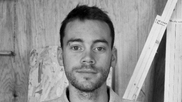 Portrait de Florian Delépine, créateur de l'Université Populaire du Bricolage, qui a remporté le 1er prix du concours Design Zéro Déchet 2013